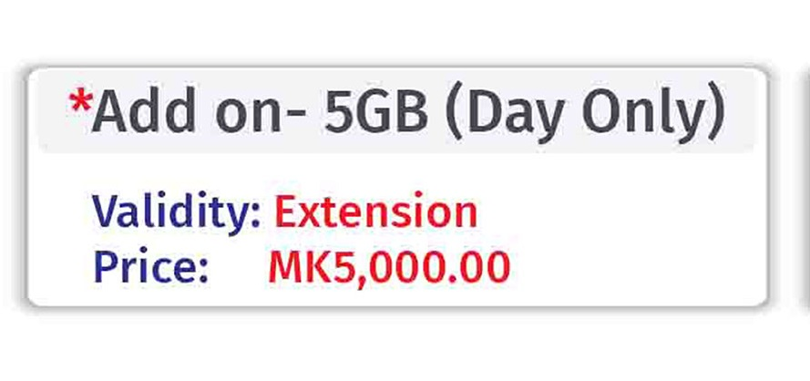 GIL 4G Prices
